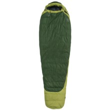 Marmot 20°F Kenosha Down Sleeping Bag - 650 Fill Power, Mummy in Dark Cedar/Cash - Closeouts