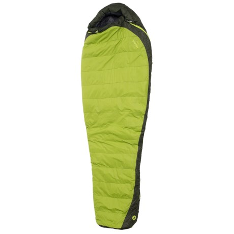 Marmot 20°F Kenosha Down Sleeping Bag - 650 Fill Power, Mummy in Green Lichen/Green Gulch