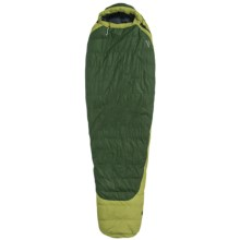 Marmot 20°F Kenosha Down Sleeping Bag - 650 Fill Power, Mummy, Long in Dark Cedar/Cash - Closeouts
