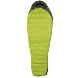 Marmot 20°F Kenosha Down Sleeping Bag - 650 Fill Power, Mummy, Long in Green Lichen/Green Gulch