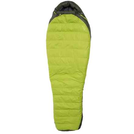Marmot 20°F Kenosha Down Sleeping Bag - 650 Fill Power, Mummy, Long in Green Lichen/Green Gulch - Closeouts