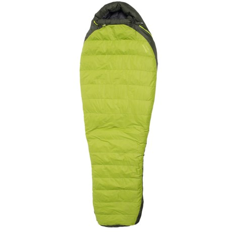 Marmot 20°F Kenosha Down Sleeping Bag - 650 Fill Power, Mummy, Long in Green Lichen/Green Gulch