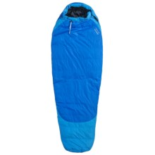 Marmot 20°F Sawatch Down Sleeping Bag - 650 Fill Power, Mummy (For Women) in Moonlight/Oasis - Closeouts