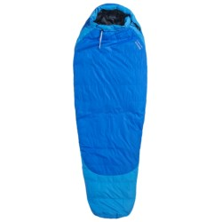 Marmot 20°F Sawatch Down Sleeping Bag - 650 Fill Power, Mummy (For Women) in Moonlight/Oasis