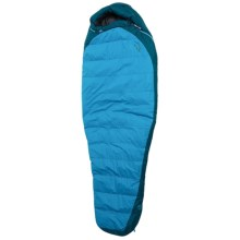 Marmot 20°F Sawatch Down Sleeping Bag - 650 Fill Power, Mummy (For Women) in Ocean/Sea Scape - Closeouts