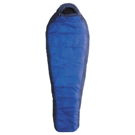 Marmot 20°F Sorcerer Sleeping Bag - Long Mummy in Electric/Tempest