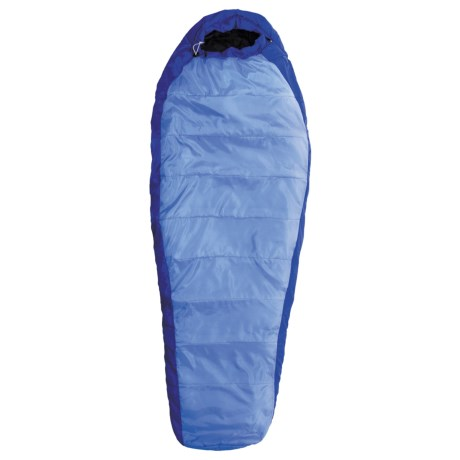 Marmot 20°F Sorcerer Sleeping Bag - Mummy (For Women) in Oceana/Electric