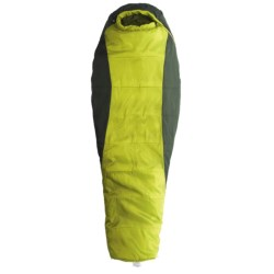 Marmot 30°F Mystic Sleeping Bag - Synthetic, Mummy in Cash/Dark Cedar
