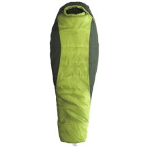 Marmot 30°F Mystic Sleeping Bag - Synthetic, Mummy in Hemlock/Dark Cedar - Closeouts