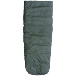 Marmot 30°F Sorcerer Sleeping Bag - Synthetic, Semi-Rectangular in Dark Cedar/Cash