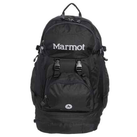 Marmot 33L Gunnison Backpack in Black - Closeouts