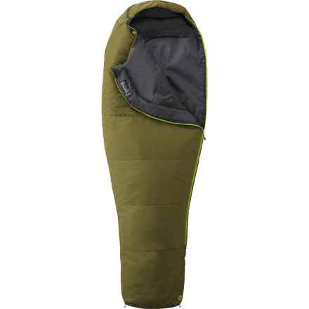 Marmot 35°F NanoWave Sleeping Bag - Mummy, Long, Cosmetic Seconds in Moss - 2nds