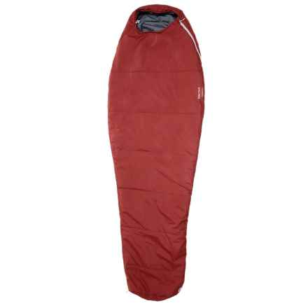 Marmot 45°F Traveler Sleeping Bag - Synthetic, Long Mummy in Redstone - Closeouts