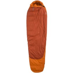 Marmot 5°F Rampart Down Sleeping Bag - 650 Fill Power, Long Mummy in Bonfire/Sauce