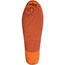 Marmot 5°F Rampart Down Sleeping Bag - 650 Fill Power, Mummy in Bonfire/Sauce - Closeouts