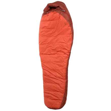Marmot 5°F Rampart Down Sleeping Bag - 650 Fill Power, Mummy in Rusted Orange/Mahogany - Closeouts