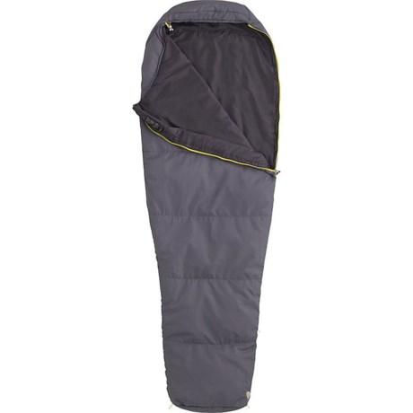 Marmot 55°F NanoWave Sleeping Bag - Mummy, Cosmetic Seconds in Flint