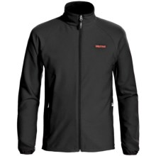 Marmot Aber Jacket - Soft Shell (For Men) in Black - Closeouts