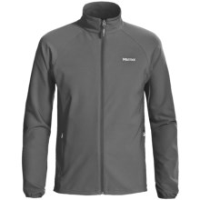 Marmot Aber Jacket - Soft Shell (For Men) in Cinder - Closeouts