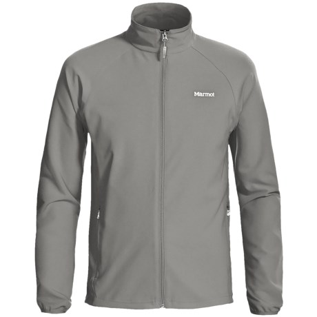 Marmot Aber Jacket - Soft Shell (For Men) in Gargoyle