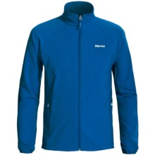 Marmot Aber Jacket - Soft Shell (For Men) in Peak Blue - Closeouts
