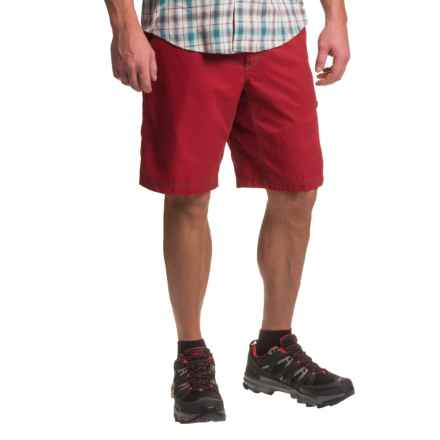 Marmot Adams Shorts - UPF 30 (For Men) in Brick - Closeouts