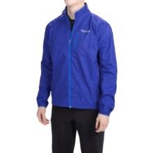 Marmot Aeris Lightweight Windproof Jacket (For Men) in Dark Azure - Closeouts