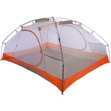 Marmot Aeros 3 Tent- 3-Person, 3-Season in Pale Pumpkin/Terracotta - Closeouts