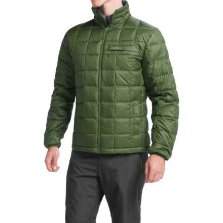 Marmot Ajax Down Jacket - 600 Fill Power (For Men) in Greenland - Closeouts