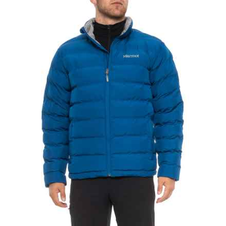 Marmot Alassian Featherless Jacket - Insulated (For Men) in Dark Cerulean - Closeouts