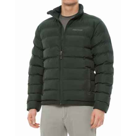 Marmot Alassian Featherless Jacket - Insulated (For Men) in Dark Spruce - Closeouts
