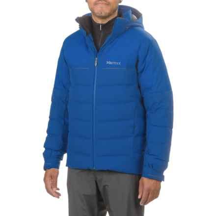 Marmot Alchemist Down Jacket - Waterproof, 700 Fill Power (For Men) in Surf - Closeouts