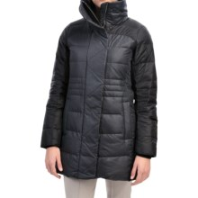 Marmot Alderbrook Down Parka - 700 Fill Power (For Women) in Black - Closeouts