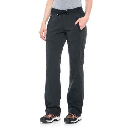 Marmot Alondra Pants - UPF 30 (For Women) in Black - Closeouts