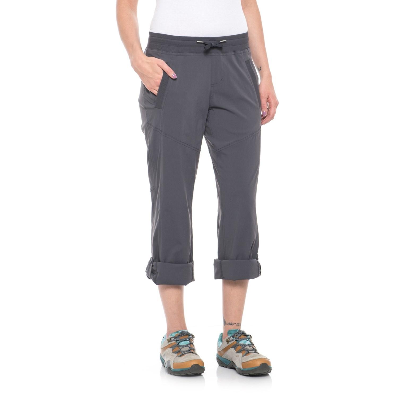 Marmot Alondra Pants - UPF 30 (For Women) in Dark Charcoal ...