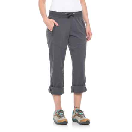 Marmot Alondra Pants - UPF 30 (For Women) in Dark Charcoal - Closeouts