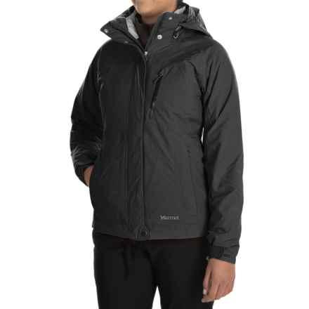 Marmot Alpen Component Jacket - Waterproof, 3-in-1 (For Women) in Black - Closeouts