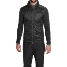 Marmot Alpha Pro Polartec® Jacket - Insulated (For Men) in Black - Closeouts