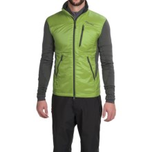 Marmot Alpha Pro Polartec® Jacket - Insulated (For Men) in Green Lichen/Slate Grey - Closeouts