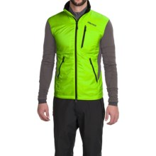 Marmot Alpha Pro Polartec® Jacket - Insulated (For Men) in Vermouth/Slate Grey - Closeouts