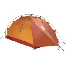 Marmot Alpinist 2P Tent - 2-Person, 4-Season in Pale Pumpkin - Closeouts