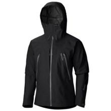 Marmot Alpinist Gore-Tex® Pro Shell Jacket - Waterproof (For Men) in Black - Closeouts