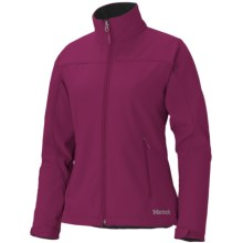 Marmot Altitude Jacket - M2 Soft Shell (For Women) in Dark Rose - Closeouts