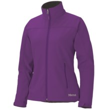 Marmot Altitude Jacket - M2 Soft Shell (For Women) in Vibrant Purple - Closeouts