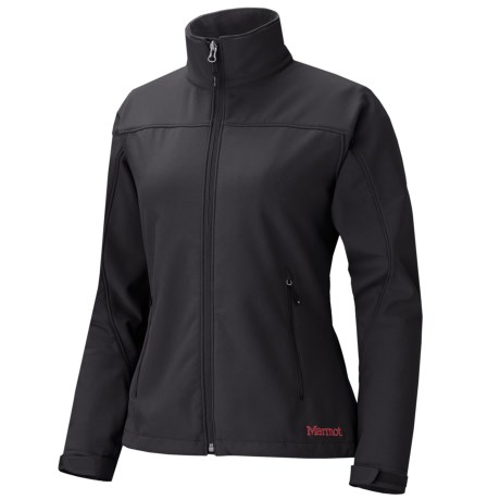 Marmot Altitude M2 Soft Shell Jacket (For Women) in Black