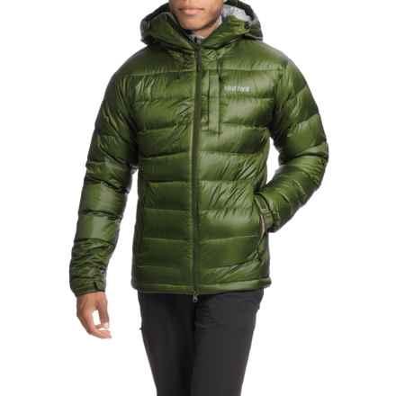 Marmot Ama Dablam Down Jacket - 800 Fill Power (For Men) in Alpine Green - Closeouts