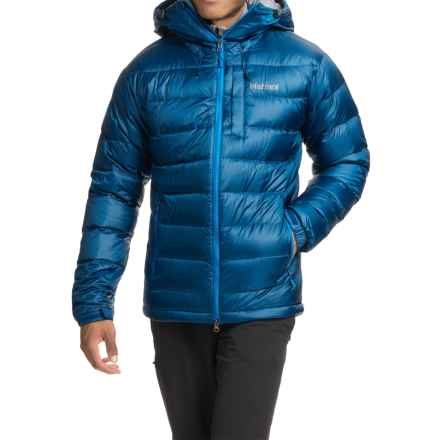 Marmot Ama Dablam Down Jacket - 800 Fill Power (For Men) in Blue Night - Closeouts