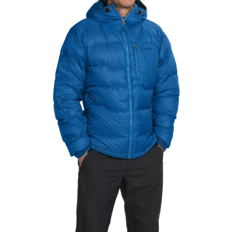 Marmot Ama Dablam Down Jacket - 800 Fill Power (For Men) in Cobalt Blue