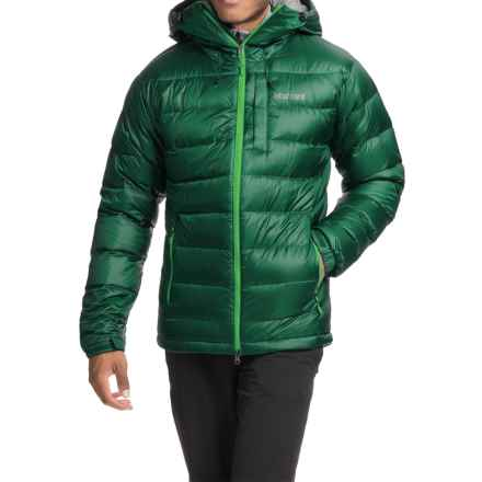 Marmot Ama Dablam Down Jacket - 800 Fill Power (For Men) in Deep Forest - Closeouts