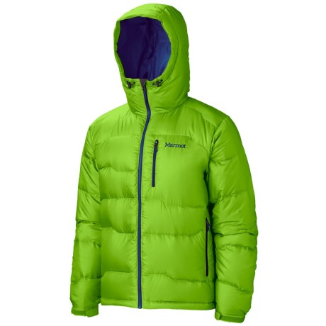 Marmot Ama Dablam Down Jacket - 800 Fill Power (For Men) in Green Envy
